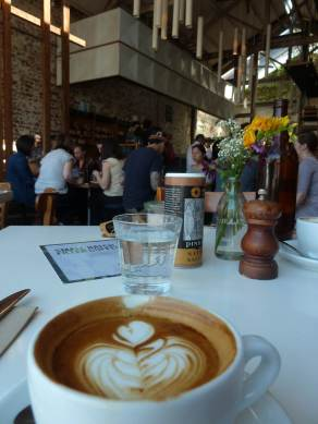 North Melbourne cafe- Auction Rooms