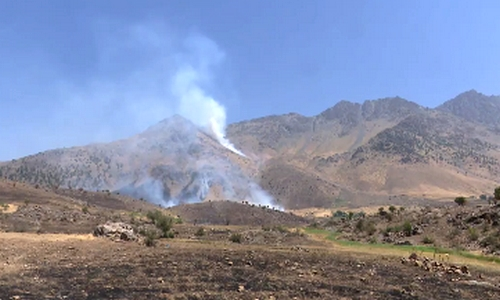 Iran Renewed Shelling of Southern Kurdistan