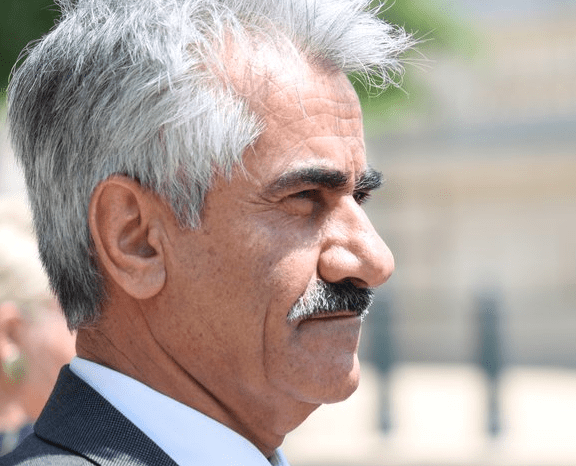 "Mustafa Hijri: ""We believe independence of Kurdistan is a right"""