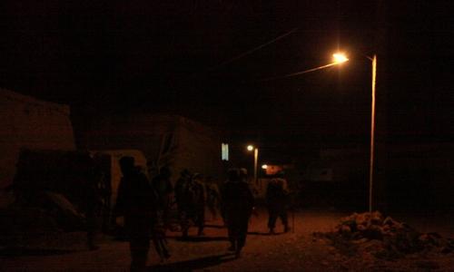 Urban PDKI Peshmerga Unit Carried Out an Operation in Piranshar