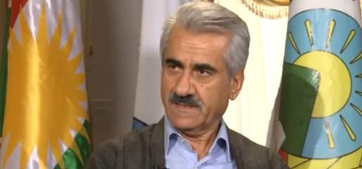 "Mustafa Hijri: ""Iran's military doctrine is aggressive, not defensive"""
