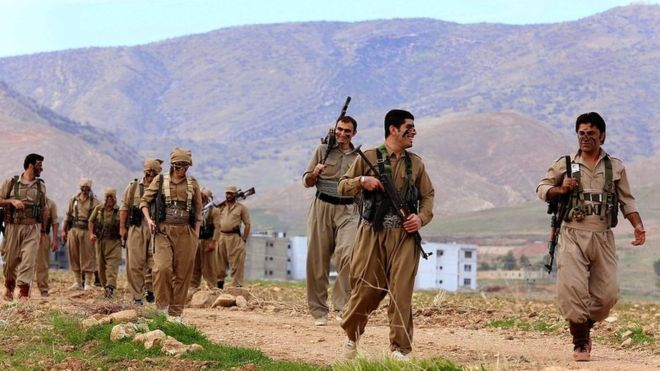 Statement on Clashes Between Peshmerga Forces and IRGC