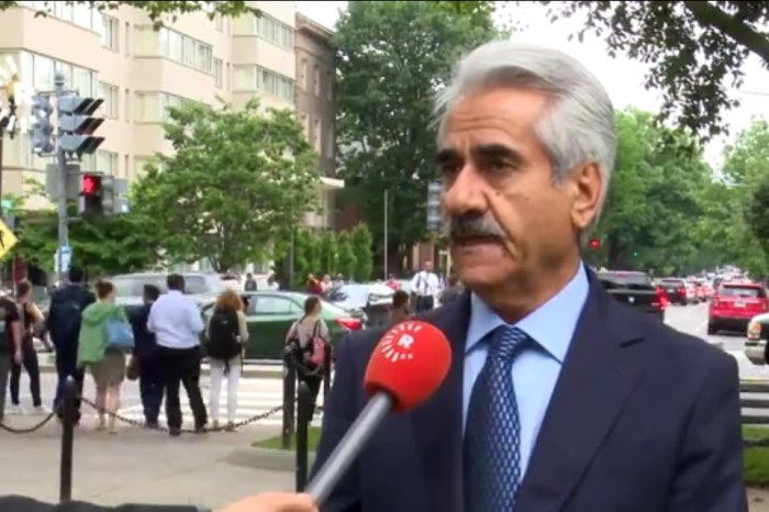 Mustafa Hijri: Regime Change Long-Term Solution in Iran