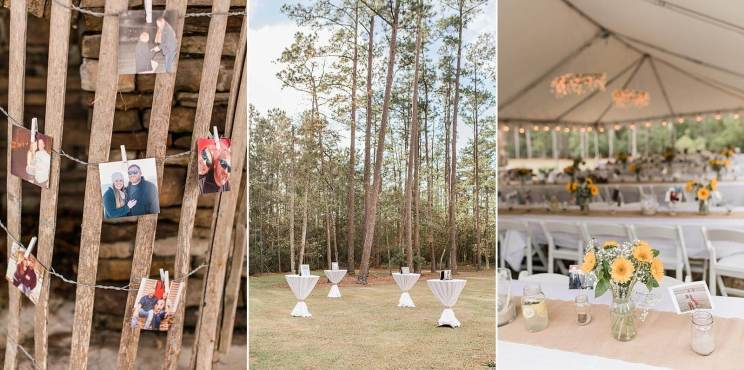merrimon estate beaufort nc wedding