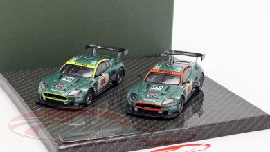 Photo of Bon plan : le duo des Aston Martin DBR 9 du Mans à 49,95 €