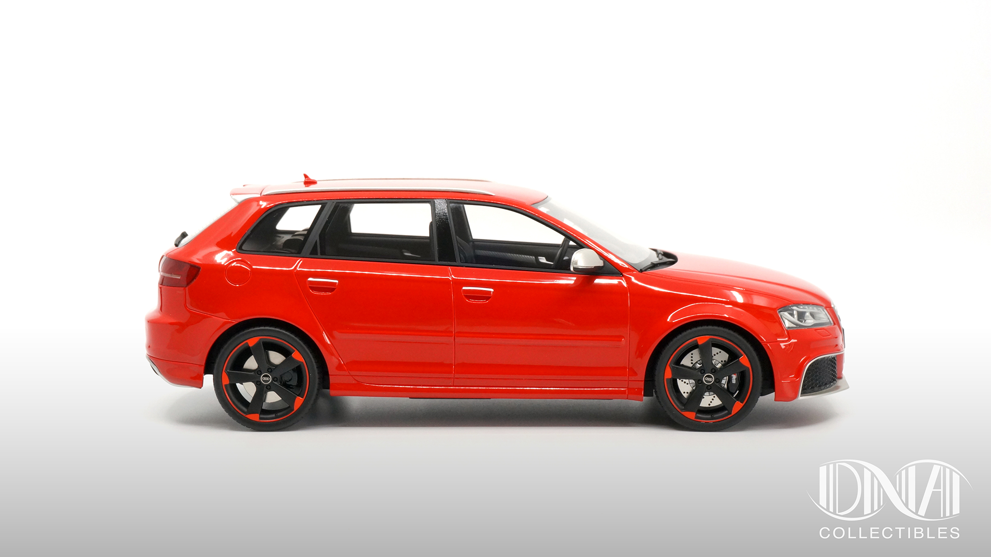 profil audi rs3 dna collectibles