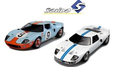 Photo of 1/18 : La Ford GT40 de Solido est imminente