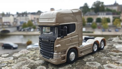 Photo of Revue : Scania R730 – Welly 1/64