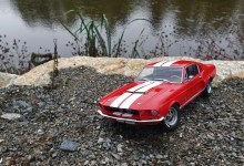 Photo of Revue : Shelby GT500 – Solido (S1802902)