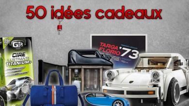 Photo of 50 idées cadeaux pour un passionné de voiture