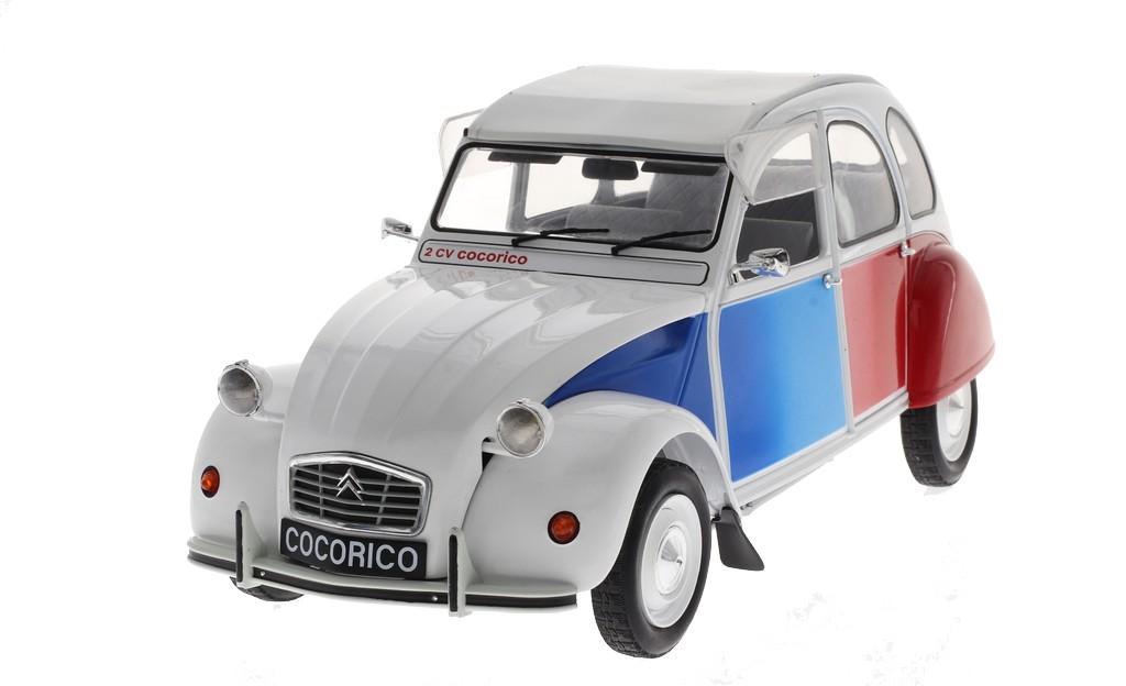Citroën 2CV Cocorico Z Models