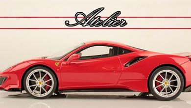 Ferrari 488 Pista MR Collection 1/18