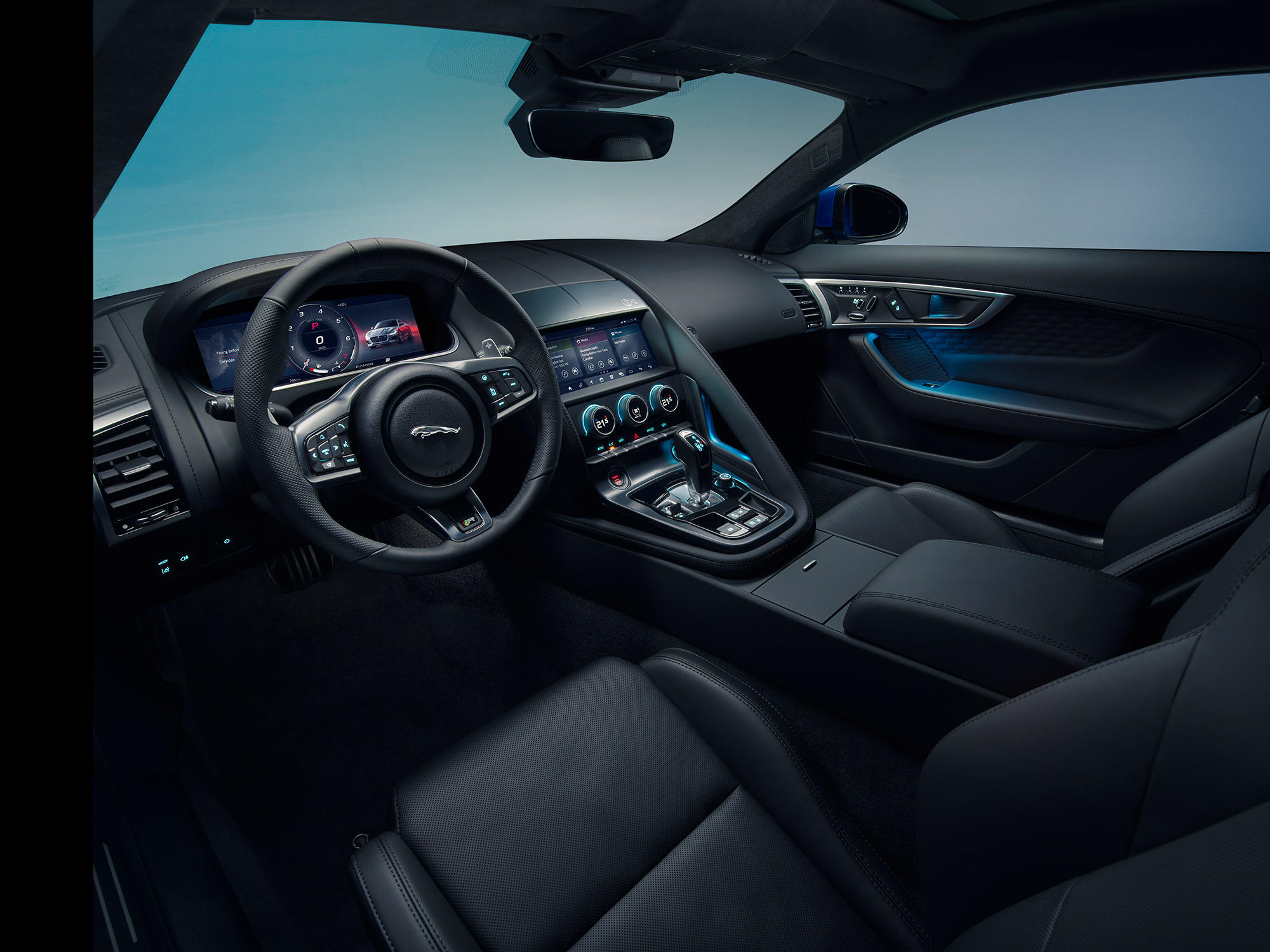 jaguar-f-type-2020-interieur