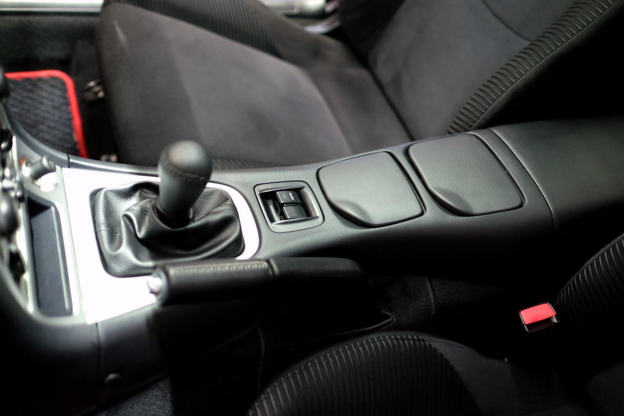 Mazda MX-5 NB coupé boîte de vitesse
