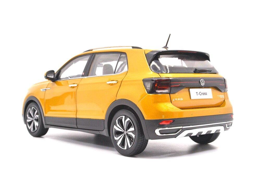 Volkswagen T-Cross 1/18 arrière