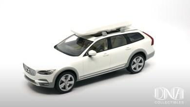 Volvo V90 Cross Country Ocean Race - DNA Collectibles 1/18 - DNA000043 - coffre de toit