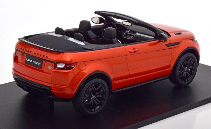 Range Rover Evoque cabriolet 1/18 TSM