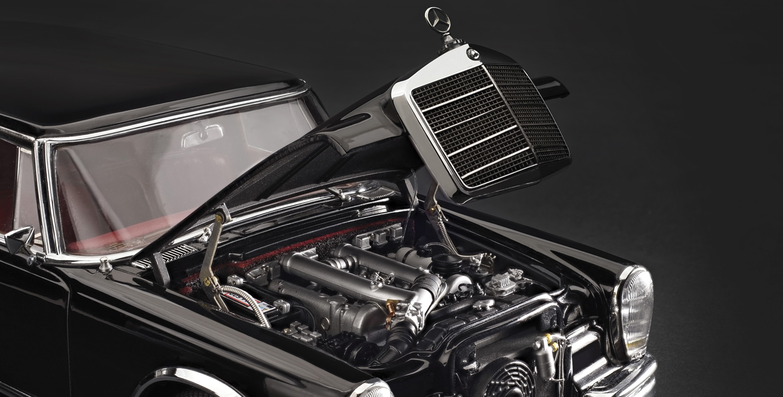 Mercedes 600 Pullman CMC 1/18