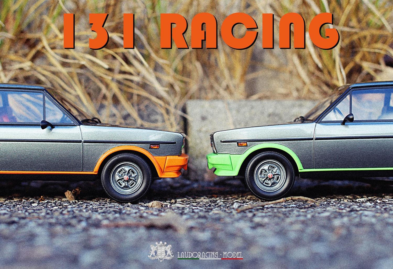 Fiat 131 Racing 2000 TC Laudoracing