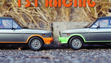 Photo of 1/18 : La Fiat 131 Racing 2000 TC arrive chez LaudoRacing