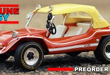 Photo of 1/18 : Voici le buggy Puma Dune de LaudoRacing