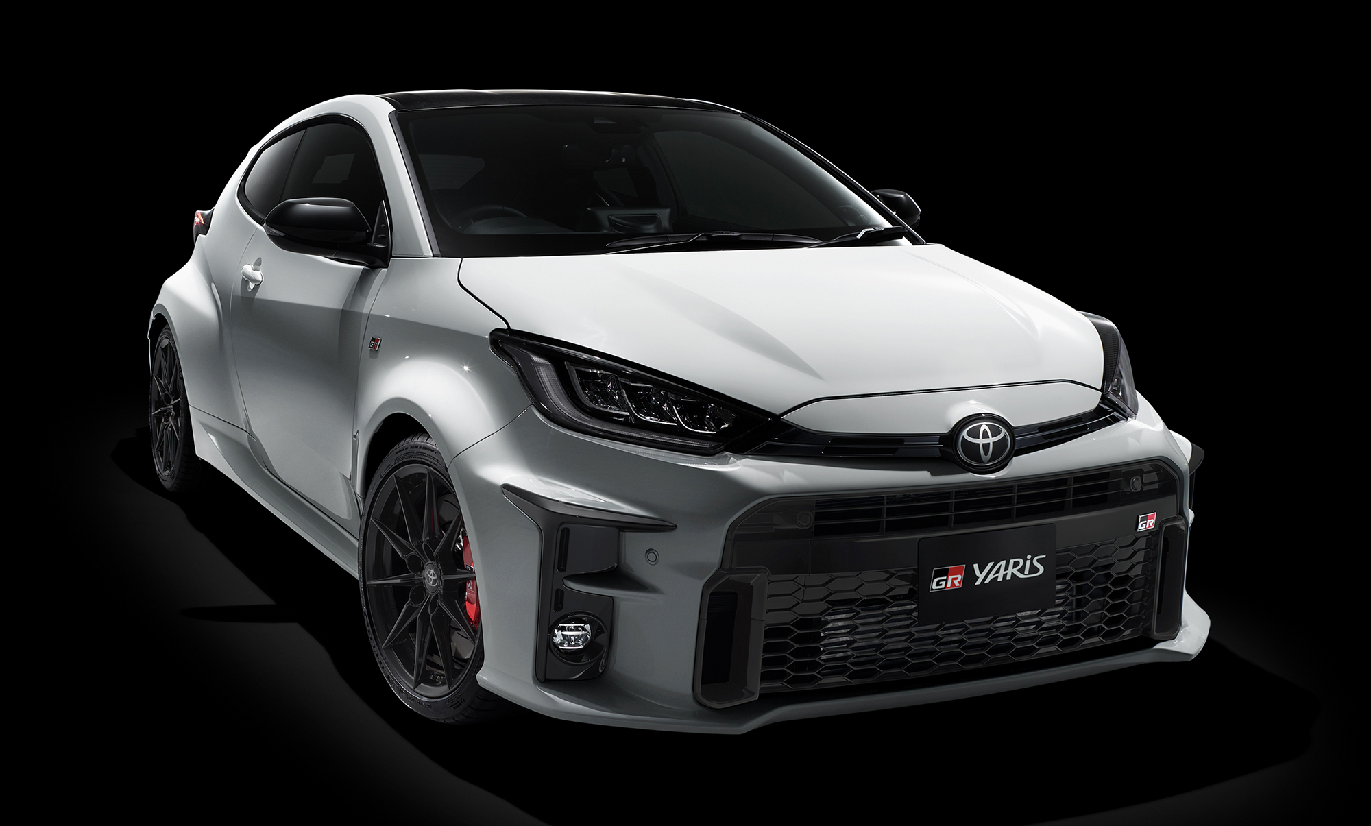 Toyota Yaris GR avant