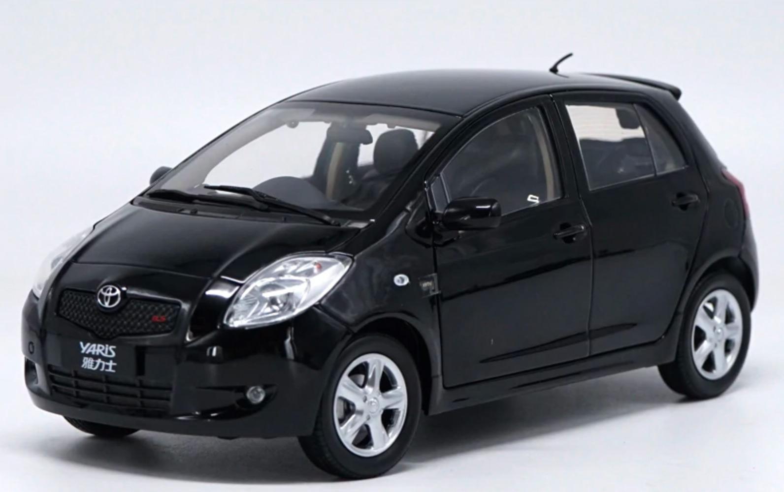 Toyota Yaris Paudi