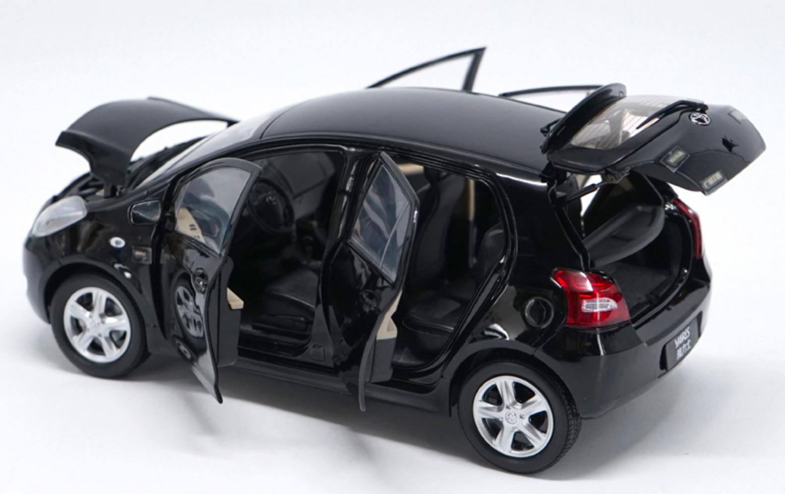 Toyota Yaris Paudi ouvrants