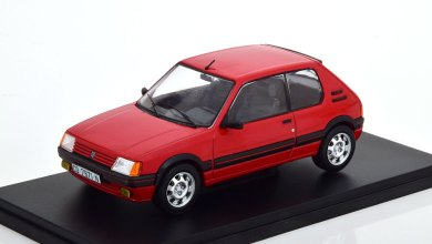 Photo of 1/24 : Une Peugeot 205 GTI Fabbri pour 14,95 €