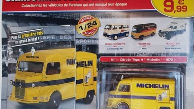 Photo de Altaya : collection Camionnettes d'autrefois