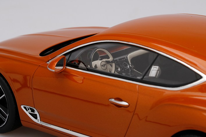 Bentley Continental GT Top Speed 1/18
