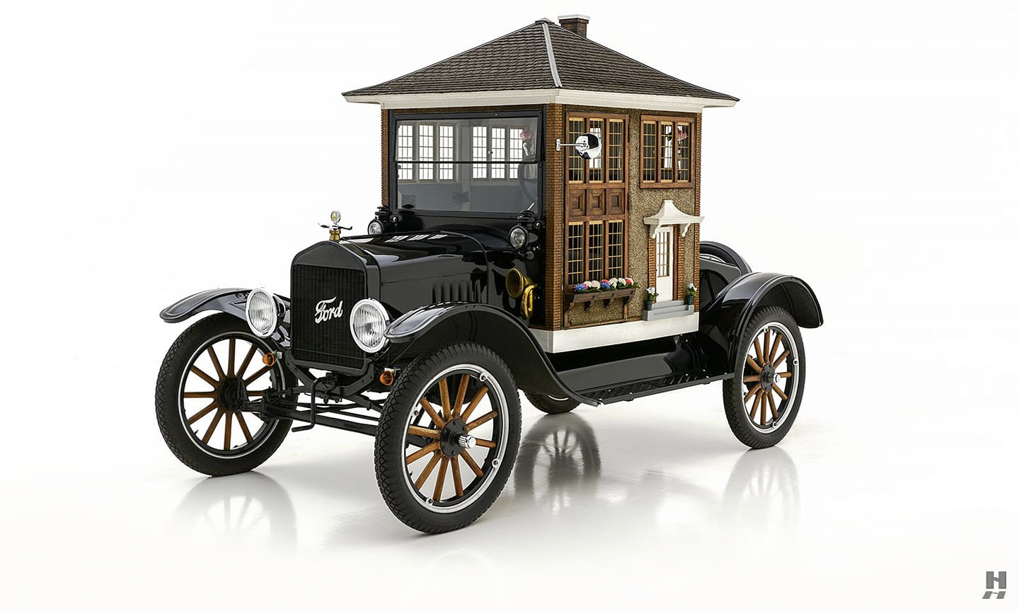 Ford Model T House Car