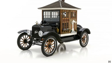 Photo of Ford Model T House Car : comme à la maison !