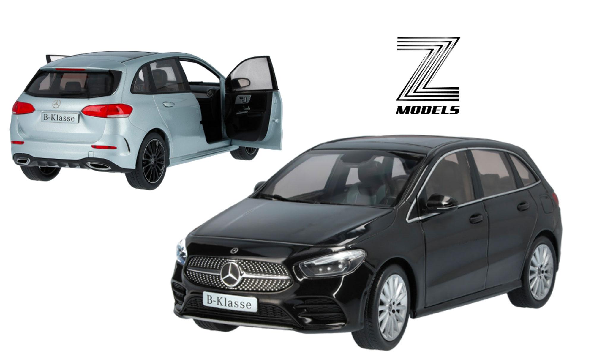 Mercedes Classe B Z Models 1/18