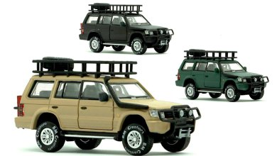 Photo of 1/64 : Le Mitsubishi Pajero 2 débarque chez BM Creations