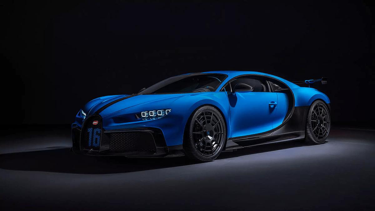 Bugatti Chiron Pur Sport Looksmart