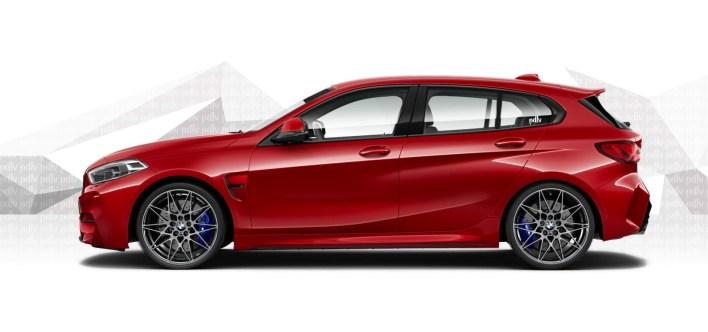 Profil Photomontage BMW M1 (F40) 2020