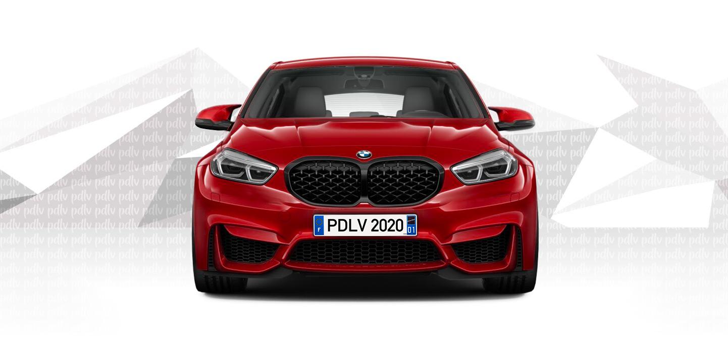 Avant Photomontage BMW M1 (F40) 2020