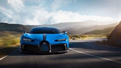 Photo de La Bugatti Chiron Pur Sport dépasse (encore plus) les bornes
