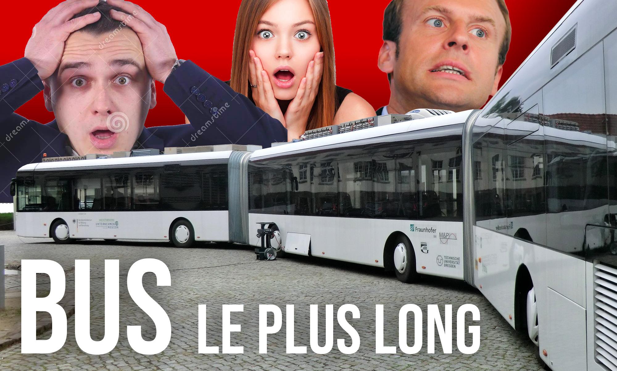 Bus le plus long