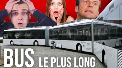 Photo of On a recherché le bus le plus long du monde ! (top 10)