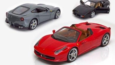 Photo de 1/18 : Des Ferrari Hot Wheels Elite à moins de 30 €