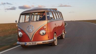 Photo of Volkswagen e-Bulli : très (très) chère conversion du Combi