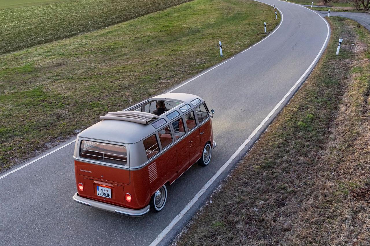 Volkswagen e-Bulli 2020 Combi électrique
