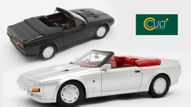 Photo of 1/18 : L'Aston Martin V8 Zagato de 1987 arrive