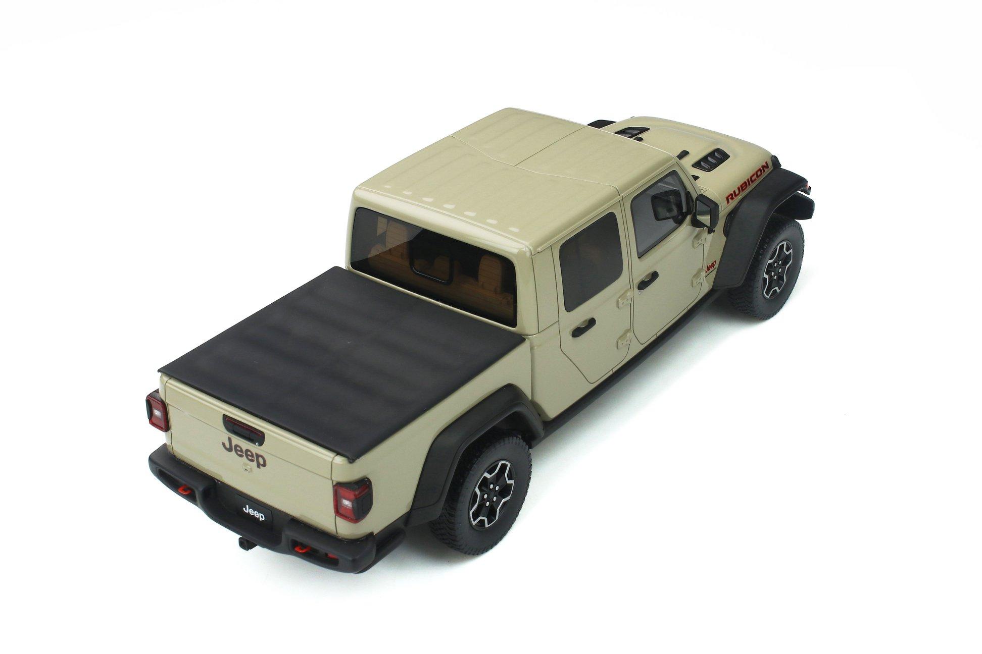 1/18 Jeep Gladiator Rubicon GT Spirit arrière