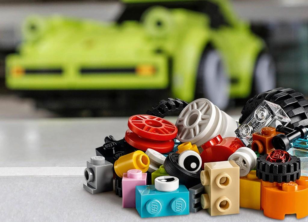 Jeu concours Lego Porsche 2020