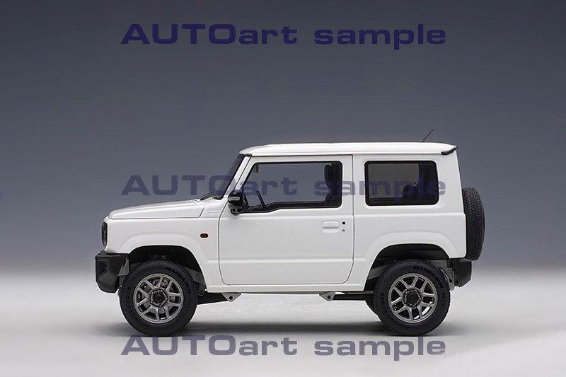 1/18 Suzuki Jimny AUTOart profil