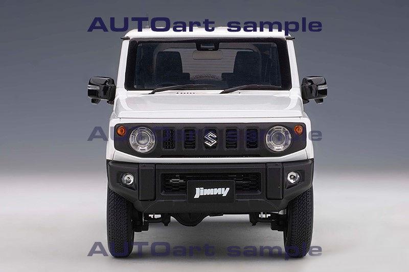 1/18 Suzuki Jimny AUTOart avant