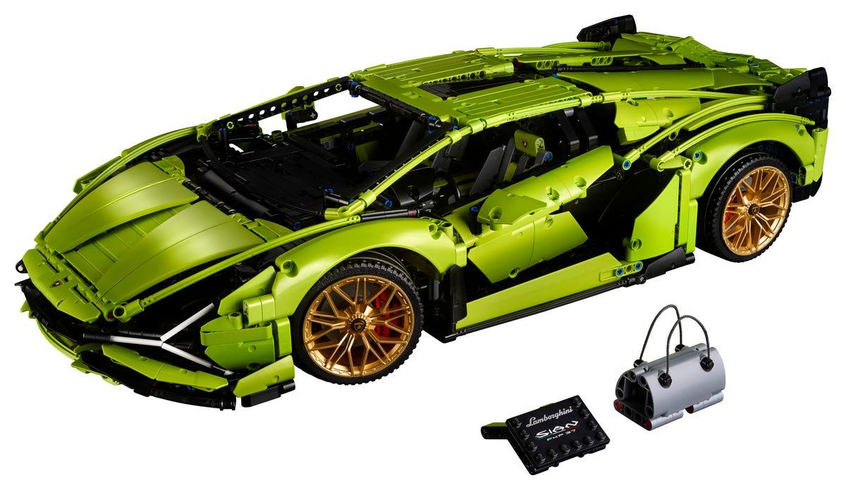 Lego Lamborghini Lamborghini Sián FKP 37